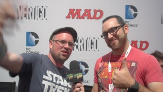 """SDCC 2015: Shawn Kittelsen Wants You to """"Get Over Here"""" & Watch Him Talk MORTAL KOMBAT X"""