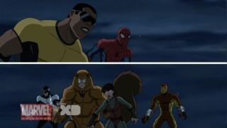"Marvel's Ultimate Spider-Man: Web-Warriors - ""Burrito Run"" Clip"