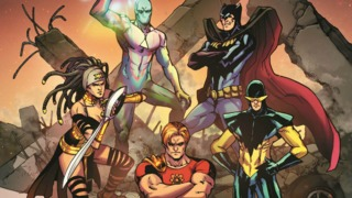 Exclusive Cover Reveal: SQUADRON SINISTER #3 Takeshi Miyazawa Variant