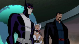 """Justice League: Gods & Monsters - """"Save or Rule?"""" Clip"""