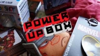 Marvel & DC Superhero Unboxing: Power Up Box - July