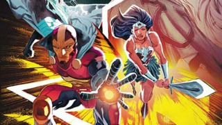 Exclusive Cover and Solicit Reveal: JUSTICE LEAGUE #46