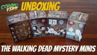 Unboxing: The Walking Dead Mystery Minis Series 3 from Funko