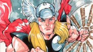 Awesome Art Picks: Thing, Wolverine, Thor, and More