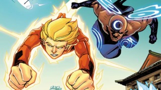 STARBRAND & NIGHTMASK Ongoing Series from Greg Weisman Announced