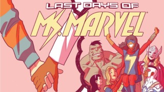 Exclusive Preview: MS MARVEL #18