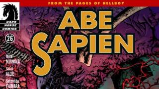 Exclusive Preview: ABE SAPIEN #26