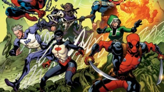 First Look: UNCANNY AVENGERS #1--Now With More Deadpool