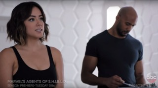 """Two More Clips from 'Agents of S.H.I.E.L.D.' Season 3 Premiere - """"Laws of Nature"""""""