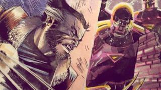 Awesome Art Picks: Wolverine, Batman, Magik, and More