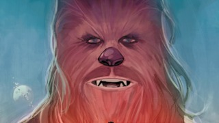 Exclusive Preview: CHEWBACCA #1
