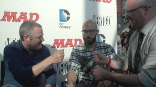 NYCC 2015: Robert Venditti & Van Jensen Talk the Flash, Zoom, and Wally West