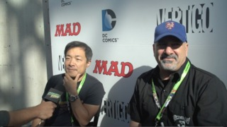 NYCC 2015: Jim Lee & Dan DiDio Talk Book Sales, New Launches & the Past Year