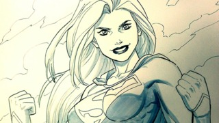 Awesome Art Picks: Supergirl, Michonne, Moon Knight, and More