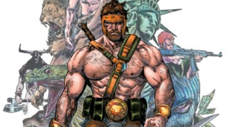 Exclusive Preview: HERCULES #1