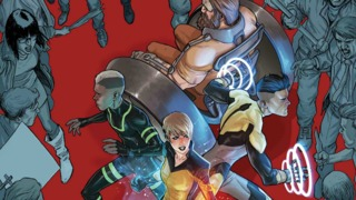First Look: ALL-NEW INHUMANS #1