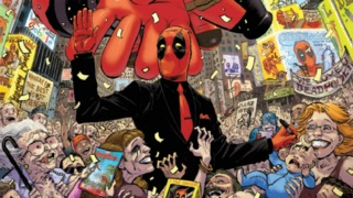 Exclusive Preview: DEADPOOL #1