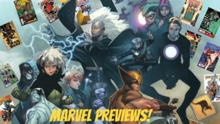 Marvel Comics Previews: 11/4/15