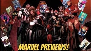 Marvel Comics Previews: 11/11/15