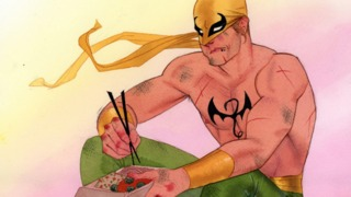 Awesome Art Picks: Iron Fist, Harley Quinn, Silk, and More