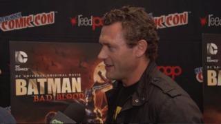Jason O'Mara Talks 'Batman: Bad Blood,' Playing Batman Again, and the Title of the Movie