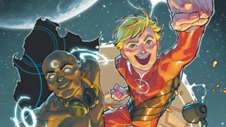 First Look: STARBRAND AND NIGHTMASK #1