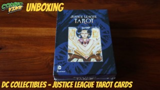 Unboxing: Justice League Tarot Cards
