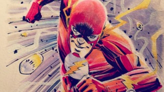 Awesome Art Picks: Flash, Spider-Gwen, Silver Surfer, and More