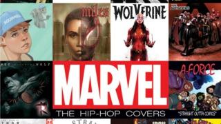 Marvel Announces Hip-Hop Variant Sampler