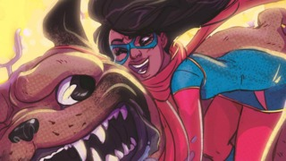 Exclusive Cover Reveal: MS MARVEL #3 Babs Tarr Variant