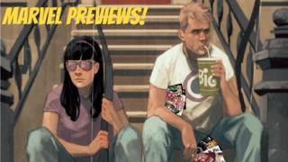 Marvel Comics Previews: 12-9-15