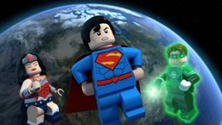 LEGO  DC Comics Super Heroes – Justice League: Cosmic Clash Trailer
