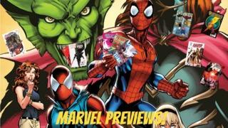 Marvel Comics Previews: 12-16-15