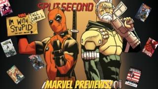 Marvel Comics Previews: 12-30-15