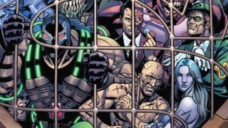 Preview: INJUSTICE GODS AMONG US YEAR FOUR ANNUAL #1