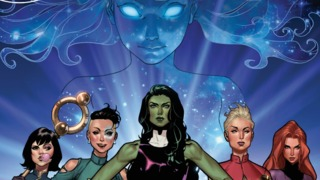 Exclusive Preview: A-FORCE #1
