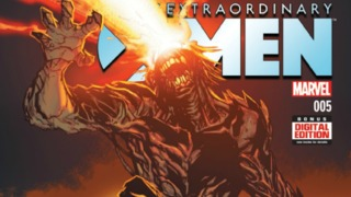 Exclusive Preview: EXTRAORDINARY X-MEN #5