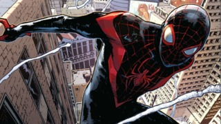 Miles Morales in the Marvel Universe--SPIDER-MAN #1 First Look