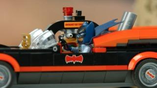 Classic Batman TV Series- LEGO Batcave Reveal