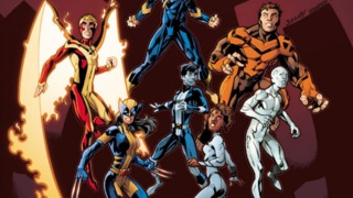 Exclusive: ALL-NEW X-MEN #4 'Story Thus Far' Variant and First Look