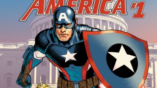 Steve Rogers to Return as Captain America in New Series