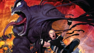 Marvel Joins Forces with Wounded Warrior Project for VENOM: SPACE KNIGHT Storyline