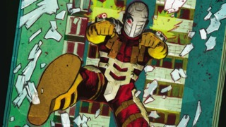 Preview: SUICIDE SQUAD MOST WANTED DEADSHOT & KATANA #1