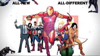 All-New, All-Different Marvel--Don't Miss Out