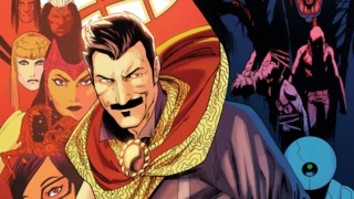 """Exclusive Cover Reveal: DOCTOR STRANGE #6 """"Story Thus Far"""" Variant"""