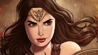 Awesome Art Picks: Wonder Woman, Deadpool, Rey, and More