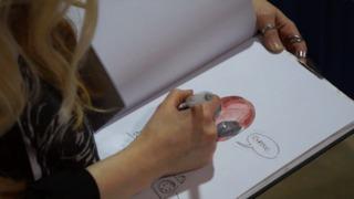 Mystery Art Challenge: Agnes Garbowska - Deadpool and a...?