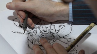 Mystery Art Challenge: Todd Nauck - Deadpool and a...?
