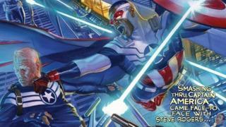 CAPTAIN AMERICA: SAM WILSON #7 Celebrates Captain America's 75th Anniversary