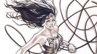 Awesome Art Picks: Wonder Woman, Thing, Hawkman, and More